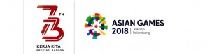 Asian Games 2018 & HUT RI Ke 73